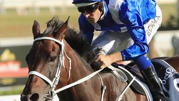 winx: australian horse takes queen elizabeth stakes for 25th consecutive win