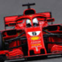 vettel on pole in china with ferrari one-two