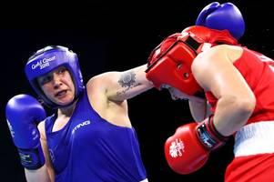 sandy ryan already setting her sights on olympics after gold medal win