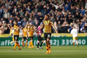 hull city pass up chance to secure survival against sheffield wednesday- the 30-second verdict