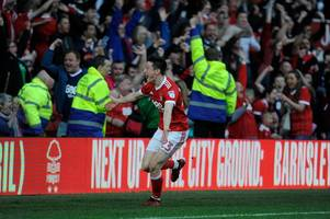 'finally we can look forward to next season with some optimism' - watch paul taylor on nottingham forest ending winless run against ipswich town