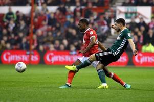 'nobody is pointing the finger at the attacking players' over nottingham forest's goal drought, says tendayi darikwa