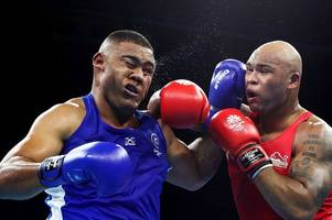 get to know burton boxer frazer clarke as you will be seeing a lot more of him after commonwealth win