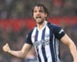 Manchester United 0 West Brom 1: Shock defeat hands title to Manchester City