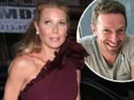 chris martin made her marry in secret. no wonder second time round it's…gwynnie's me, me, me wedding