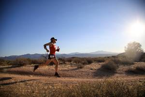 A world-record holder who runs 100-mile races says the high-fat diet Silicon Valley loves transformed his body and performance