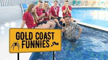 Commonwealth Games: Funny moments from Gold Coast 2018