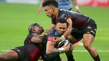 Pro14: Southern Kings 12-45 Gleision