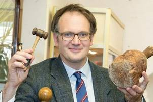 derbyshire antiques expert charles hanson to star in new bbc show flipping profit