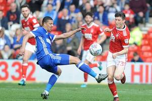 an 'unbelievable' kick in the teeth for ipswich to lose so late at nottingham forest, says caretaker boss bryan klug