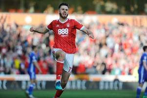 'forget talk of sending ben brereton out on loan - this was a day when the nottingham forest striker came of age'