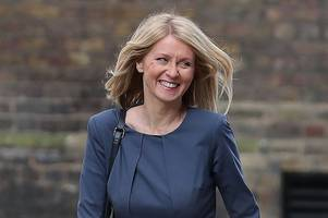 tory benefits axewoman esther mcvey faces holyrood grilling over westminster welfare cuts