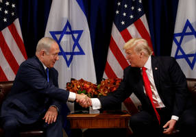 J Street: US President Trump and Israeli PM Netanyahu are a threat