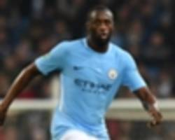 EXTRA TIME: Yaya Toure, Iheanacho celebrate Manchester City's Premier League triumph