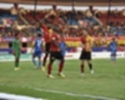 Super Cup 2018: East Bengal 1-0 FC Goa: Dudu Omagbemi propels Red and Golds to final