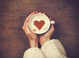 Drinking three cups of coffee a day protects you from heart woes