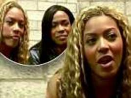video of beyonce and destiny's child 'stoned' in holland emerges