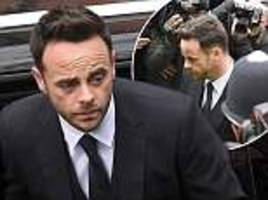 ant mcpartlin fined £86,000 after pleading guilty to drink-driving