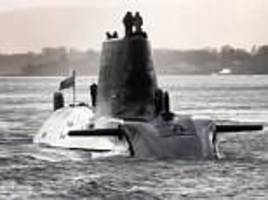 Royal Navy submarine hunted by Russia in 'cat-and-mouse' pursuit