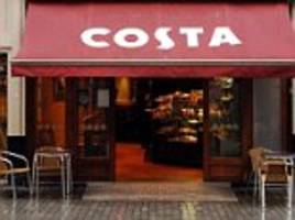 hedge fund elliot advisors make £32.4m following boost to costa coffee owner's share price