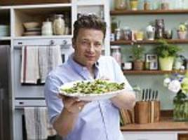 Jamie Oliver to open hundreds of restaurants in staff canteens