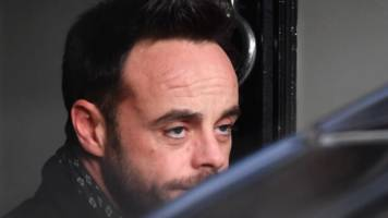 Ant McPartlin due in court on drink driving charge
