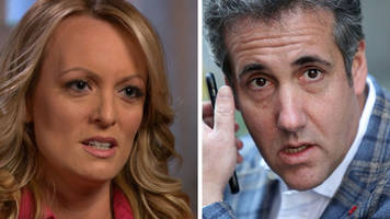 Stormy Daniels to attend Trump lawyer hearing over FBI search