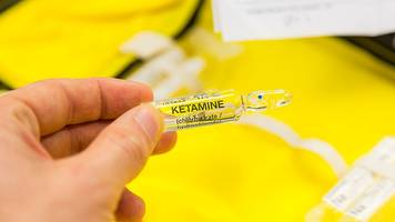 Ketamine has 'fast-acting benefits' for depression