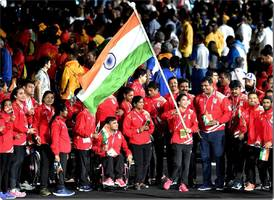 Sports Minister Rathore lauds Indian athletes' performance at Commonwealth Games