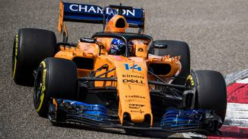 formula 1: mclaren ringing car changes to 'close the gap' after shanghai