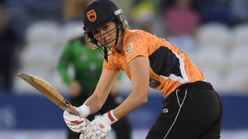 charlotte edwards: former england captain named hampshire director of women's cricket