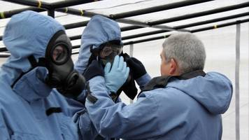 Inspectors Not Allowed Into Suspected Chemical Attack Site Just Yet