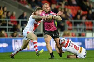 josh griffin's hull fc form delights lee radford who talks centre adapting his game and his england chances