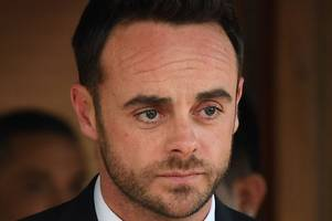 Ant McPartlin fined £86,000 after admitting drink-driving