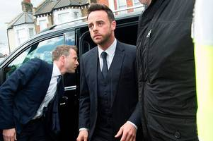 Ant McPartlin fined £86,000 after pleading guilty to drink driving