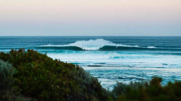 2 Shark Attacks in Western Australia Occurred Near the WSL Margaret River Pro Contest Site - The two separate incidents prompted beach closures and the contest being put on hold for an hour.
