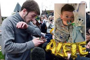 'We'll never give up on you' Alfie Evans dad's vow after court rejects appeal to travel to foreign hospital