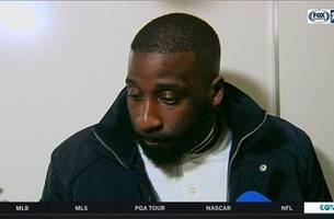 Raymond Felton on 'Playoff P', Game 1 win over Jazz | Jazz at Thunder