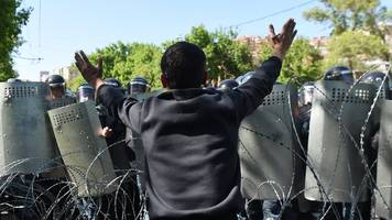 Armenia protests spread as parliament votes on new PM