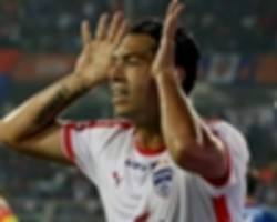Super Cup 2018: Mohun Bagan 2-4 Bengaluru FC - Miku nets hat trick as 10-man Blues storm past Mariners