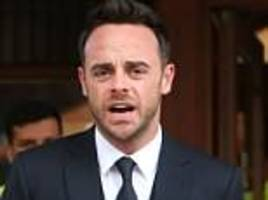 ant mcpartlin doesn't want or deserve any sympathy, says piers morgan