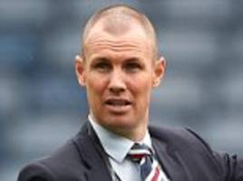 Kenny Miller and Lee Wallace unlikely to play for Rangers again