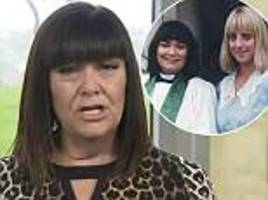 dawn french calls emma chambers' death 'a shocking and sad loss'