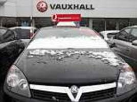 Vauxhall set to cancel contracts with all 326 dealers in the UK