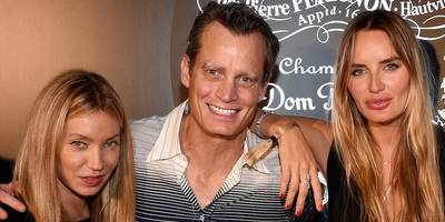 Billionaire banking heir and cryptocurrency investor Matthew Mellon dies in rehab at 54