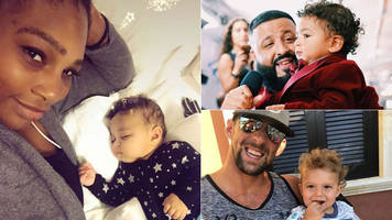 Are celebrity baby Instagram accounts OK?