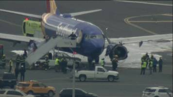 Southwest Airlines incident: Jet makes emergency landing in Philadelphia