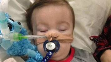 Alfie Evans: Parents to appeal to Supreme Court again
