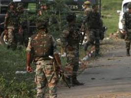 J&K: Army jawan injured in terrorist attack
