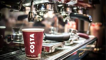 Costa Coffee vows to boost cup recycling